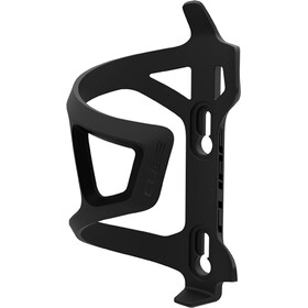 Cube HPP-Sidecage Flaskeholder, black/black